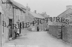 Highbury Coleford, Along Street c1905