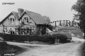 Horsington, Village c1900