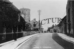 Ilchester, Church Street c1920