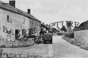 Isle Abbotts, Fore Street c1920