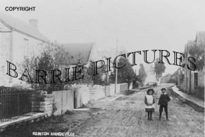 Keinton Mandeville, Village c1900