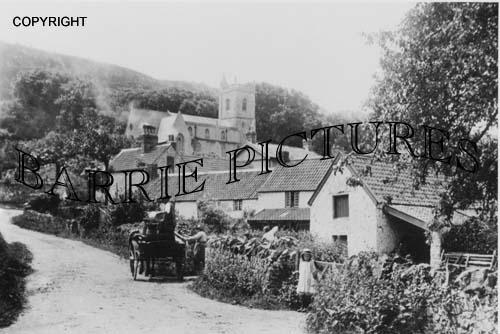 Kewstoke, Village c1900