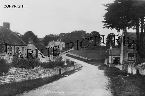 Marksbury, Village c1900