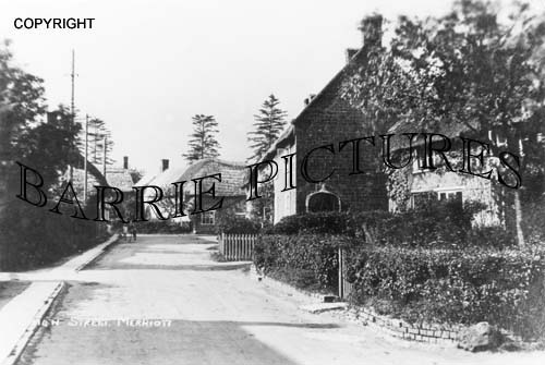 Merriot, High Street c1910