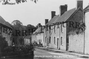 Milborne Port, South Street c1910