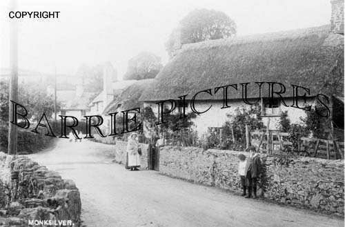 Monksilver, Village c1900