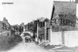 Moorlynch, Village c1900