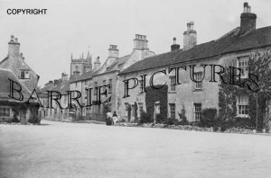 Nunney, Market Place c1910