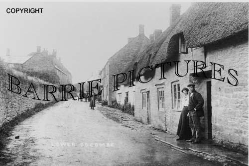 Odcombe, Village c1900