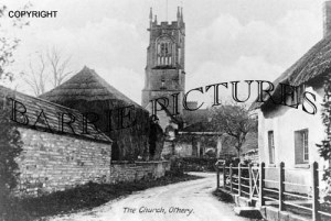 Othery, The Church c1900