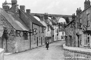 Pensford, Church Street c1910