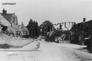 Preston Plucknett, Village c1910