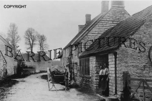 Shapwick, Village Smithy c1900