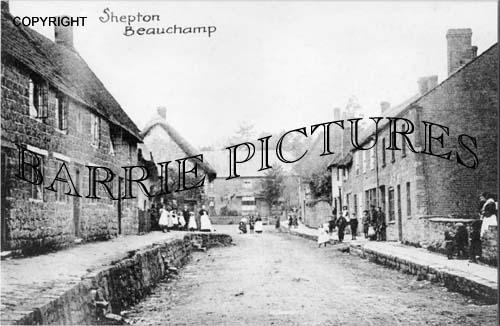 Shepton Beauchamp, Village c1900