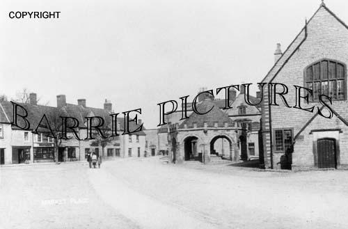 Somerton, Market Place c1910