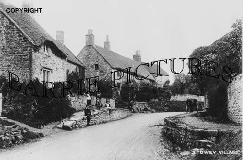 Stowey, Village c1900