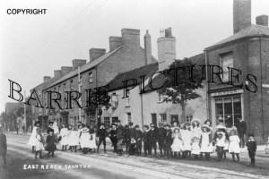 Taunton, East Street c1910