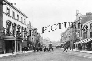 Taunton, North Street c1910