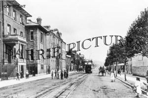 Taunton, East Reach c1910