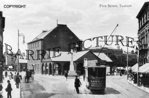 Taunton, Fore Street c1910