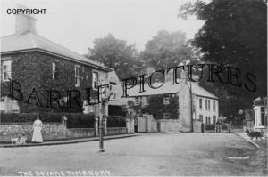 Timsbury, The Square c1910