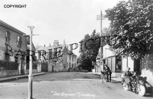 Timsbury, The Square c1920