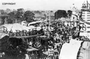 Bridgwater The Fair c1915