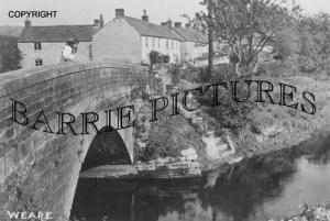 Weare, Village Bridge c1910