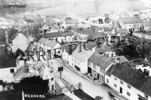 Wedmore, Village c1900