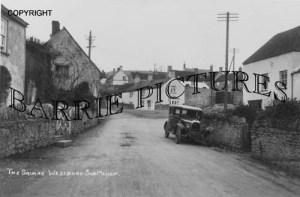 Westbury Sub Mendip, The Square c1920