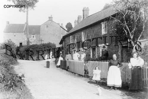 West Chinnock, Village c1900