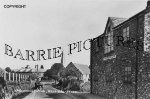 West Harptree, Memorial Hall c1910