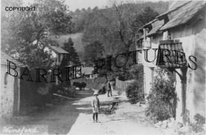Winsford, Village c1900