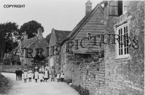 Wraxall, Village c1910