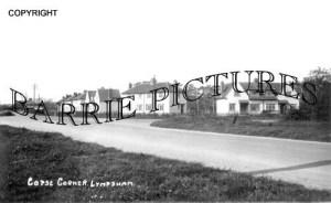 Lympsham, Copse Corner c1965