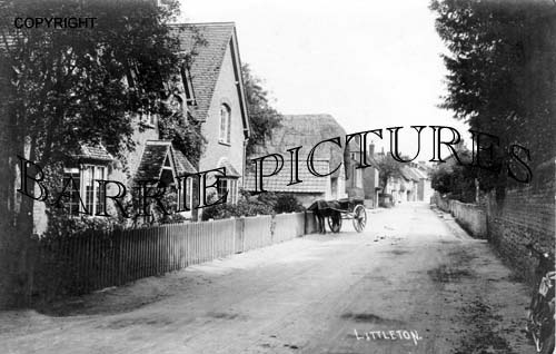 Littleton, Village c1930