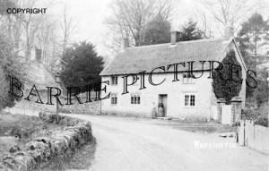 Horsington, Village c1890