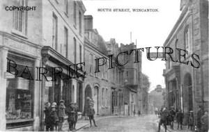 Wincanton, South Street c1915