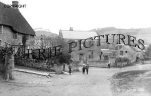 West Chinnock, Village c1903