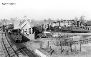 Templecombe, Shed 1st February 1965