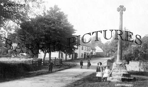 Crowcombe, Village c1920