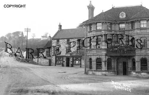 Radstock, Bath Hill c1910