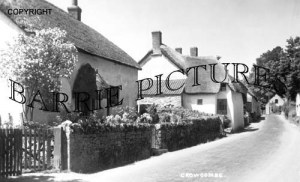 Crowcombe, c1940