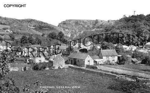Cheddar, c1930