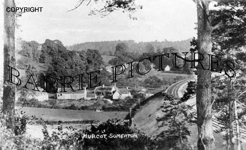 Hurcot, Village c1930