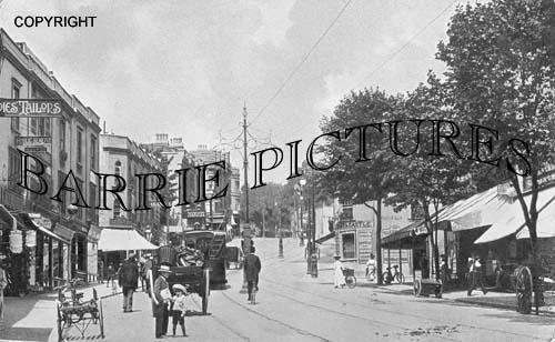 Bristol, Blackboy Hill 1908