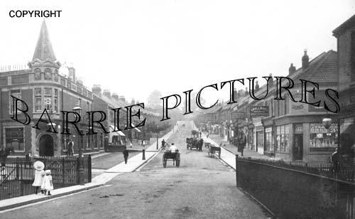 Brislington, 1901