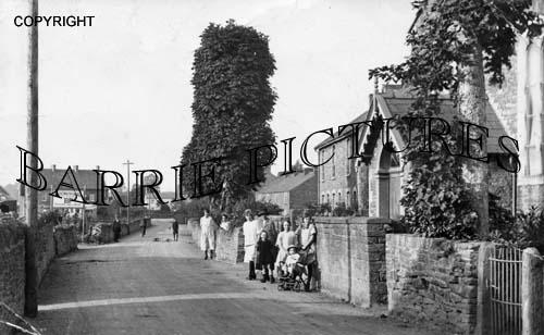 Bristol, Longwell Green Shellards Road 1904