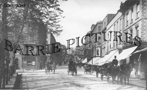 Bristol, Park Street c1923
