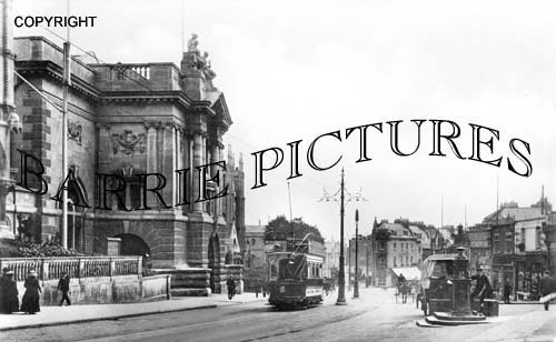 Bristol, Queens Road 1907